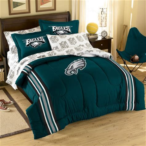 philadelphia eagles bedroom decor philadelphia eagles bedding sports decor