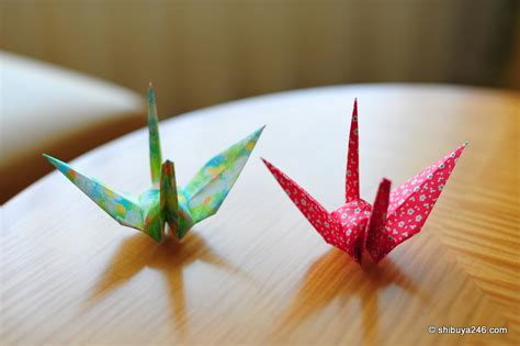 How To Make Japanese Origami - origami japan culture