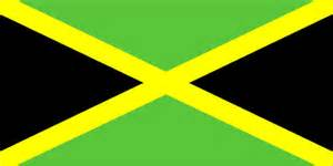 jamaica colors how to draw jamaican flag