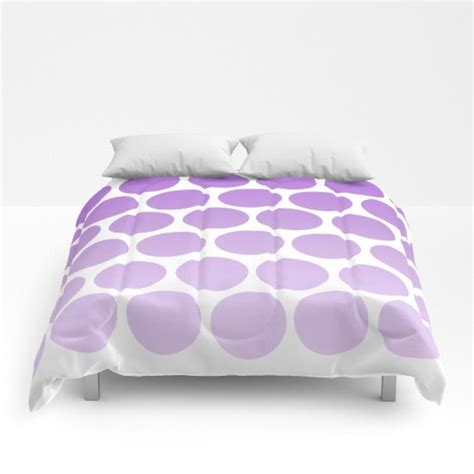 purple polka dot comforter purple polka dot comforter ombre shades bed cover