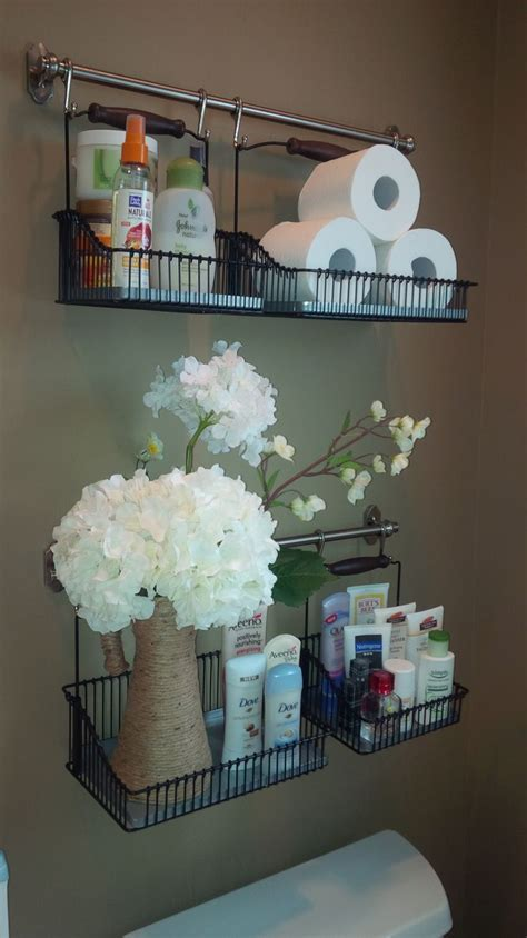 pinterest bathroom storage 16 tips for bathroom storage ideas that will help you a lot