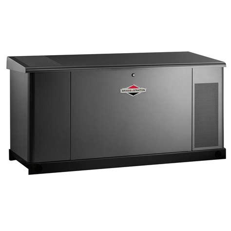 generac 60 000 watt liquid cooled standby generator with