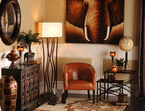 safari style home decorating and safari decorating tips touch of class kirkland s