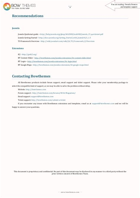 tutorial joomla t3 joomla tutorials to install and customize bt magazine