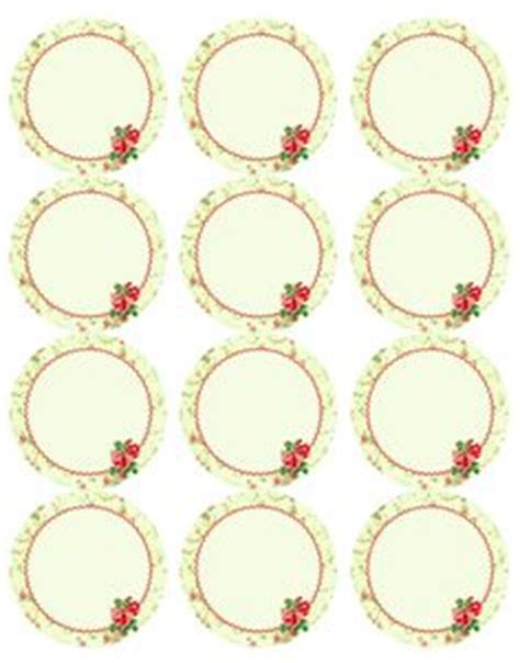 circular place card template easter labels free printables on worldlabel