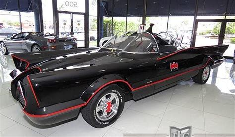Batmobile For Sale by Classic Batmobile For Sale At Fort Lauderdale Collection