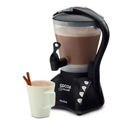 8 Best Hot Chocolate Makers For Hopeless Chocoholics   2017 Review