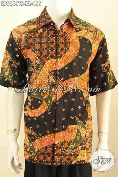 Toko Baju Pria Toko Baju Batik Premium Sedia Kemeja Lengan Pendek