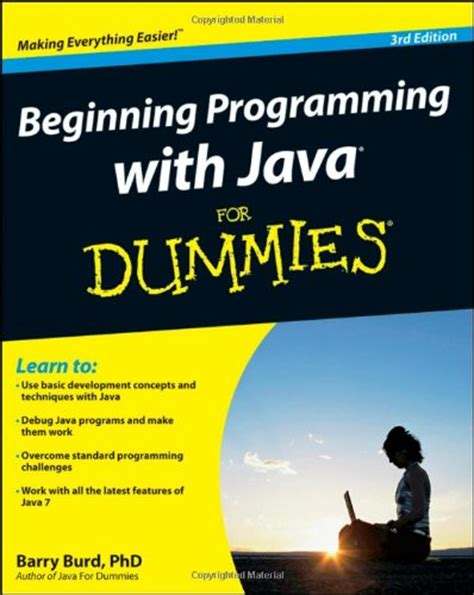 Cover Letters For Dummies 3rd Edition Ebook E Book beginning programming with java for dummies 3 edition