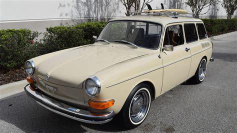volkswagen squareback 1971 volkswagen squareback wagon j60 kissimmee 2016