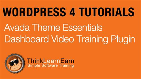 avada theme youtube api avada theme 4 essentials getting started beginner how to