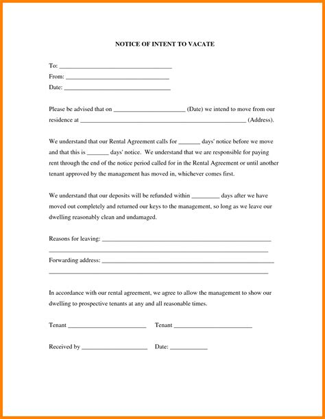 printable eviction notice kentucky sle eviction notice notice trakore document templates