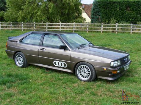 audi turbo for sale audi quattro turbo ur 1984