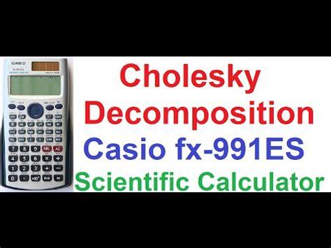 tutorial casio fx 991es full download casio fx 991es calculator tutorial 6