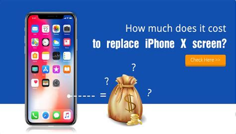 How Much Does It Cost To Replace A Front Door How Much Does It Cost To Replace Iphone X Screen