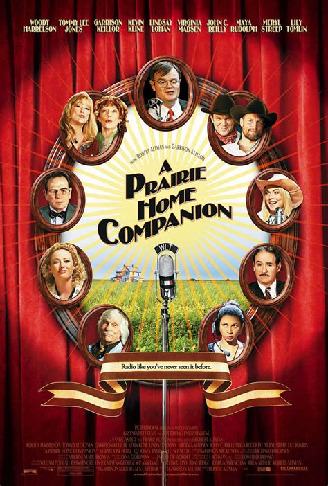 A Prairie Home Companion every robert altman a prairie home companion 2006