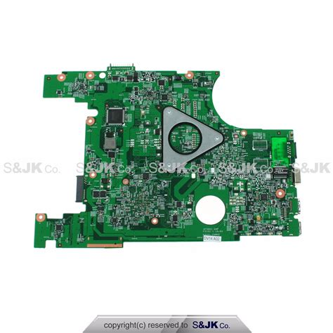 Motherboard Laptop Dell Inspiron N4050 new dell inspiron 14r n4050 intel motherboard system board w cmos battery 0x0dc1 ebay