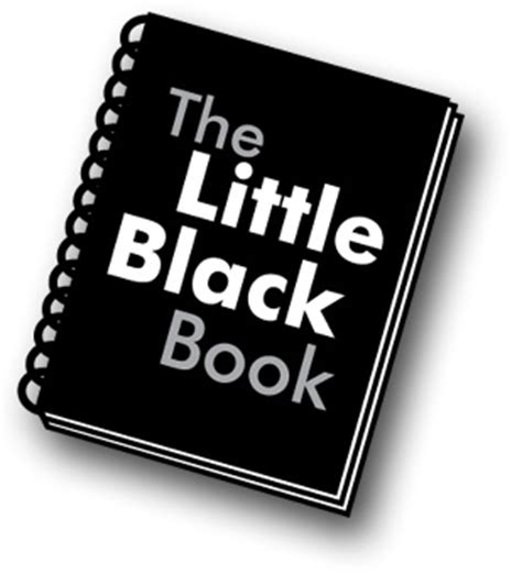 little black book expotalk