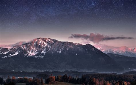 by night the mountain mountains at night wallpapers mountains at night stock photos
