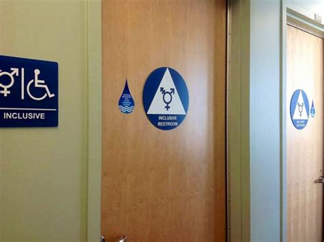 California Bathroom Law California Governor Signs Bill Approving Single Stall