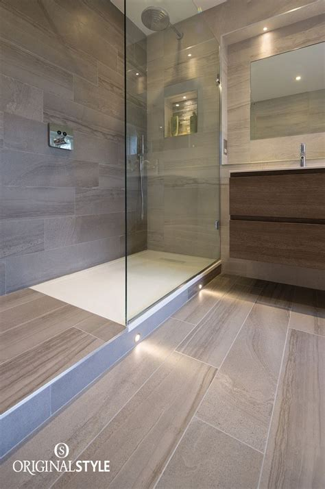 Modern Bathroom Floor Tiles Best 25 Contemporary Bathrooms Ideas On Pinterest Contemporary Grey Bathrooms Bathroom Wash
