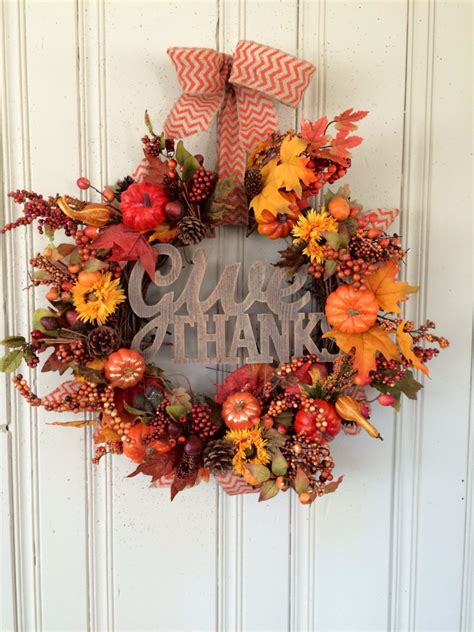 wreaths for your front door 16 whimsical handmade thanksgiving wreath designs for your