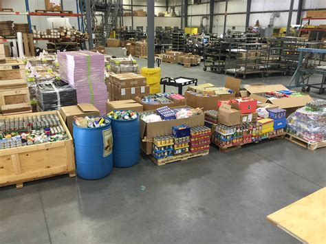 Food Pantry Kansas City Ks by Ltc Community Involvement Aerospace Defense Solutions
