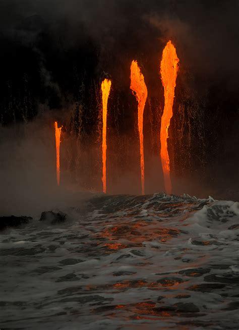 imagenes asombrosas espectaculares estas espectaculares fotograf 237 as de lava derritieron la