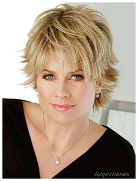 hairstyles over 50 pinterest short haircuts for round faces over 50 short haircuts