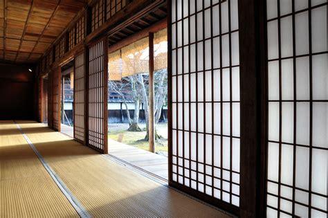 shoji screen doors striking latticework for
