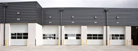 Sectional Overhead Garage Door Commercial Sectional Steel Garage Doors Dc Md Va Pa