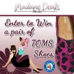 Toms Shoes Giveaway - toms shoes giveaway the bandit lifestyle