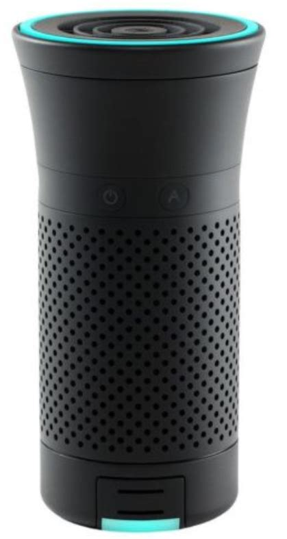 wynd portable air purifier system
