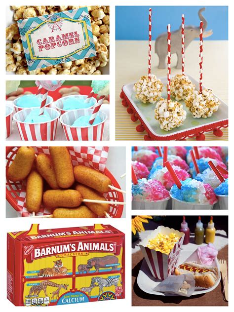 carnival themed food carnival themed party food www pixshark com images