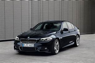 car models 2012 bmw 5 series