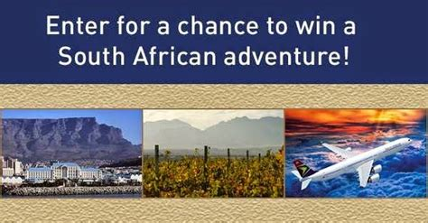 Sweepstakes South Africa - trueblue south african airways sweepstakes sweepstakesbible