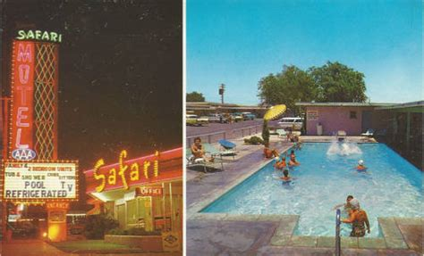 Safari Apartments Las Vegas Reviews Motel Once A Now A Crime Ridden Jungle In Downtown