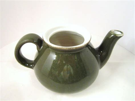 Teapot Vase by China Teapot Vase Forest Green I M A Tea Pot