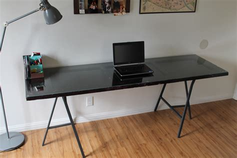 Desks Diy Diy Door Desk 224 La Mode