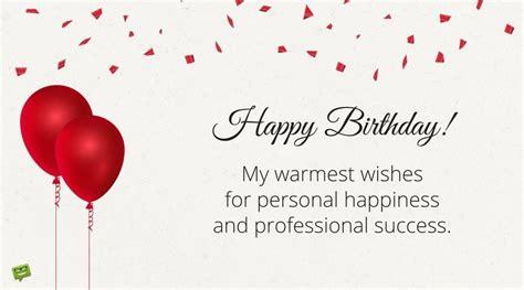 Professional Birthday Wishes Quotes Birthday Quotes For Boss Professional The Best Quotes