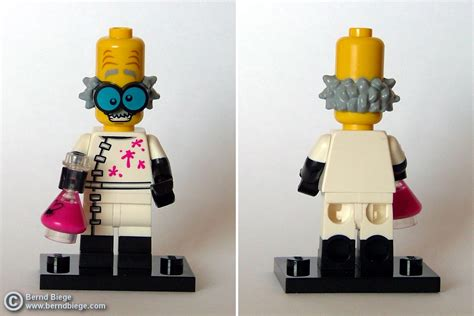 Lego Minifigures Series 14 Scientist No3 scientist don t come any madder than this mediamedusa