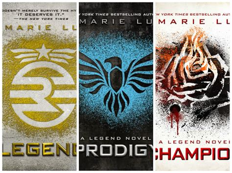 review the legend trilogy by lu bookstacked