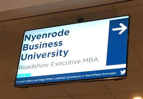 Nyenrode Executive Mba by Nyenrode Nyenrodebu
