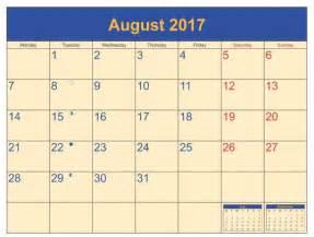 august 2017 calendar uk calendar template letter format