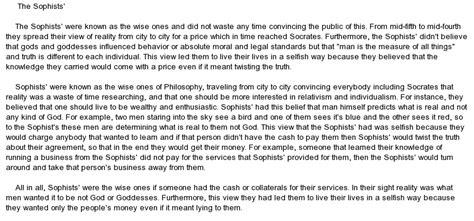 Of Socrates Essay by Socrates Essays