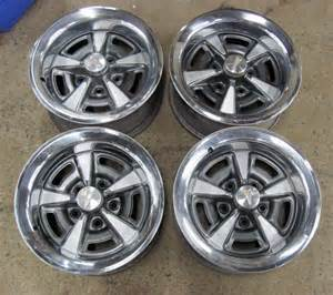 Pontiac Rally Wheels 17 Pontiac Rally Ii Wheels Pictures To Pin On