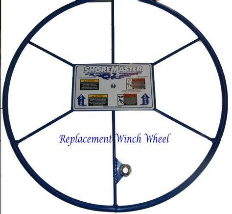 boat winch wheel marine dock and lift boat accessories center city minnesota