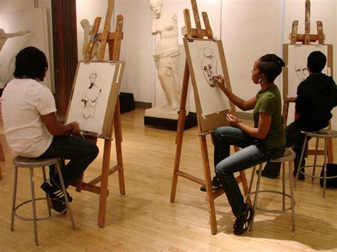 fine art majors