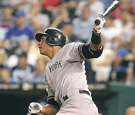500th hr for a rod alex rodriguez youngest player to