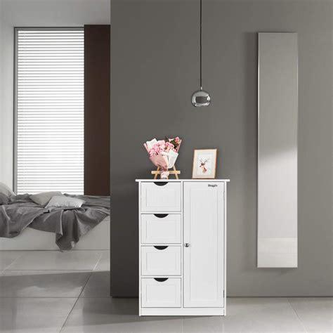 bonnlo small bathroom floor cabinet  standing